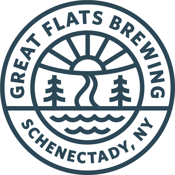 Great Flats Branding Mark